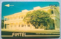 4CWFC FINTEL   $20 Mercury House - Fiji