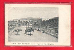 ESPAGNE-CPA GRAN CANARIA - VISTA DE AGUIMES - Gran Canaria