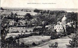 CPA Chapelle De Bon-Secours SAINT-AVOLD - Vierge Marie & Madones