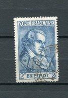 All,Besetz, F.zone Mi 12 Gest #3193 - Zone Française