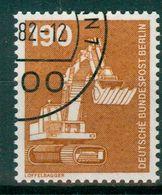 Berlin 1982 / MiNr.   670    O / Used  (d2253) - Berlin (West)