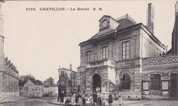 [91]  Hauts De Seine  Chatillon La Mairie Animée - Châtillon