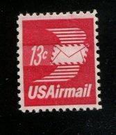 645390304 USA 1974 ** MNH SCOTT C79 WINGED AIRMAIL ENVELOPE - Air Mail
