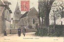 CPA Valdampierre L'église - France