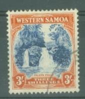 Samoa: 1935   Pictorial  SG188    3/-    Used - Samoa