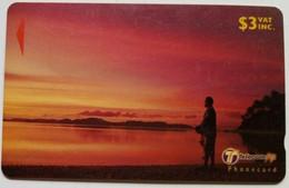 32FIB Dawn And Dusk $3 - Fiji