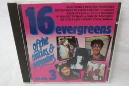 """CD """"16 Evergreens Of The Sixties & Seventies"""" Div. Interpreten, Volume 3 - Compilations"""