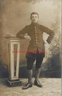 Carte Photo-soldat Du 102e R - Guerre, Militaire