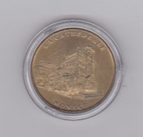 Médailles Monaco :la Cathédrale Collection Nationale - Monnaie De Paris