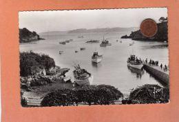 CPSM 14 X 9 * * ILE De BREHAT * * Le Port Clps, Embarquement Pour L'Arcouest - Ile De Bréhat