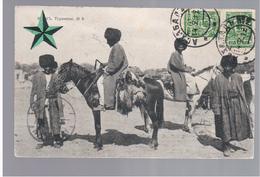 Types De Turkmene 1912 OLD POSTCARD 2 Scans - Turkmenistan
