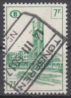 D8341 - Belgium Railway Mi.Nr. 307 O/used, Tongeren - 1952-....
