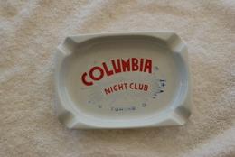 CENDRIER COLUMBIA NIGN CLUB - Asbakken