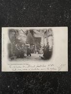Belgique // Les Maréchaux-Ferrants à La Forge (Blacksmith)  - 1901 - Edition L. Lagaert - Photo E.Castelein - België