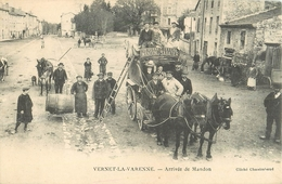 63 Vernet La Varenne Arrivé De Mandon Ref 1610 - France