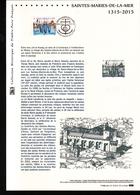 2015, DOCUMENT OFFICIEL DE LA POSTE: Les Saintes Maries De La Mer 1315 2015 - Documents Of Postal Services