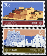MALTA  1983 EUROPA/CEPT   MiNr.680-81  MNH (**) ( Lot  F 31 - Malta