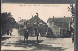 L'Ile D'Oléron- SAINT-TROJAN . Carrefour De La Forêt . - Ile D'Oléron