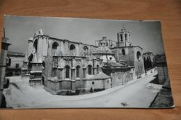 4709- TARRAGONA, CATEDRAL, CAMPANARIO Y ABSIDES - Religión & Creencias