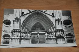 4110- TARRAGONA, CATEDRAL, PUERTA PRINCIPAL - Religión & Creencias