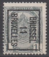 D8357 - Belgium Precancel Mi.Nr. 78 Used Bruxelles 11 - Precancels
