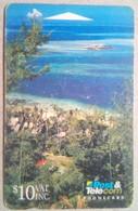 BCFJ  Coastal Scene $10 - Fiji