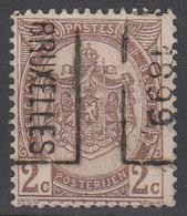 D8358 - Belgium Precancel Mi.Nr. 60 Used Bruxelles 1899 - Precancels