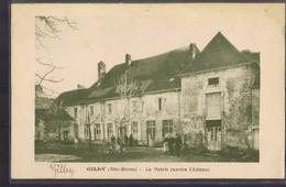 GILLEY . La Mairie ( Ancien Château ) . - France