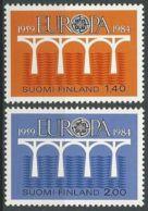 FINNLAND 1984 Mi-Nr. 944/45 ** MNH - CEPT - Europa-CEPT