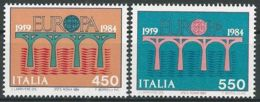 ITALIEN 1984 Mi-Nr. 1886/87 ** MNH - CEPT - Europa-CEPT