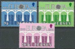 JERSEY 1984 Mi-Nr. 320/22 ** MNH - CEPT - Europa-CEPT