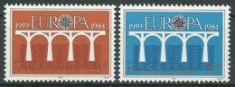 JUGOSLAWIEN 1984 Mi-Nr. 2046/47 ** MNH - CEPT - Europa-CEPT
