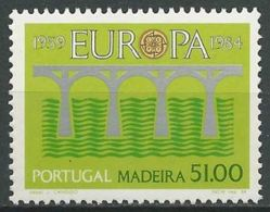 MADEIRA 1984 Mi-Nr. 90 ** MNH - CEPT - 1984