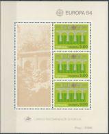 MADEIRA 1984 Mi-Nr. Block 5 ** MNH - CEPT - Europa-CEPT