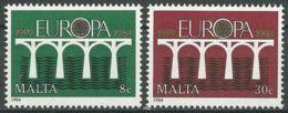 MALTA 1984 Mi-Nr. 704/05 ** MNH - CEPT - Europa-CEPT
