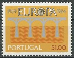 PORTUGAL 1984 Mi-Nr. 1630 ** MNH - CEPT - Europa-CEPT