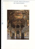 2015, DOCUMENT OFFICIEL DE LA POSTE: Salon Philatelique De Printemps, Parie - Documents Of Postal Services