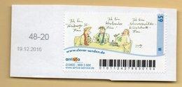 BRD -Privatpost -  Arriva - Marke: Stammtisch - BRD