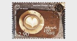 Bosnië-Herzegovina / Bosnia - Postfris / MNH - Complete Set Dag Van De Koffie 2018 - Bosnien-Herzegowina