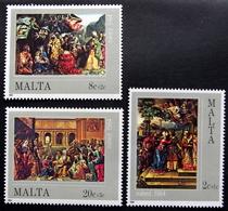 MALTA  1984    MiNr.713-16    MNH (**) ( Lot  F 55) - Malta