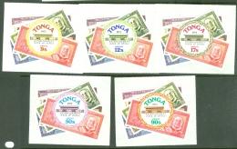 Tonga: 1973   Foundation Of Bank Of Tonga   SG439-448     MNH - Tonga (...-1970)