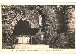 CPA N°23280 - SAINT AVOLD - GROTTE DE LOURDES - Saint-Avold