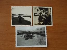 WW2 GUERRE 39 45 LORIENT BRETAGNE MAISON DES SOUS MARINIERS MARINS ALLEMANDS  ECOLE KEROMAN FINITION TRAVAUX - Lorient