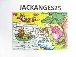 KINDER PUZZLE K99 N 123 1998 SANS OHNE WITHOUT BPZ - Puzzles