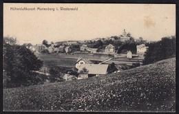 AK  Marienberg Westerwald Gesamtansicht  Feldpost Bahnpost  (17168 - Germany