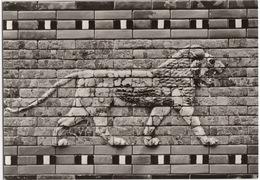 Vorderasiatisches Museum : Löwe - Prozessionsstraße In Babylon -  (Berlin, D.D.R.) - Mitte