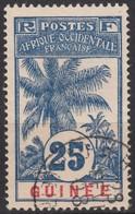 N° 39 - O - - French Guinea (1892-1944)