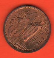Messico 20 Centavos 1963 Mexico - Messico