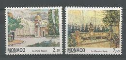 TP DE MONACO N° 1832/33  NEUFS SANS CHARNIERE - Monaco