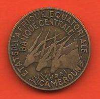 Cameroun 10 Francs 1961 - Cameroon
